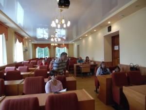 В г. горно-Алтайске состоялась очередная встеча с прдставителями собтвенников многоквратиных домов